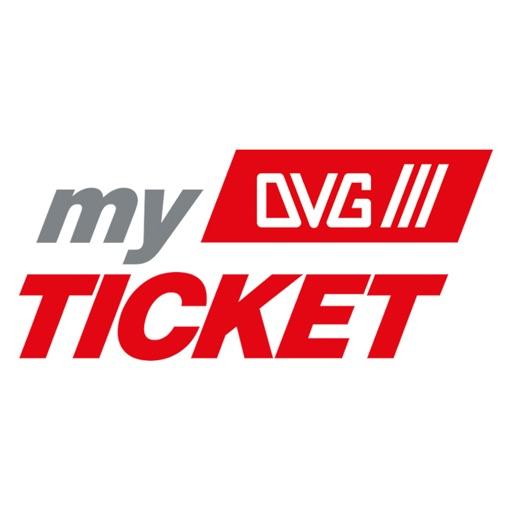 myDVG Ticket icon