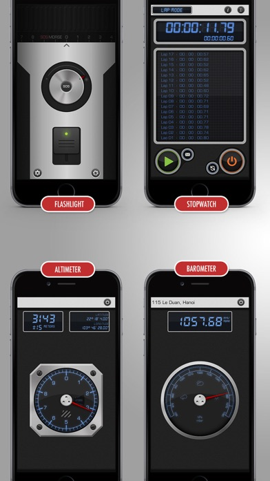 Toolbox - オールイン 1 の計測ツールセットのスクリーンショット4