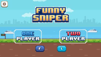 点击获取Funny Snipers - 2 Player Gun