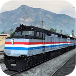 Train Simulator Crazy Driver