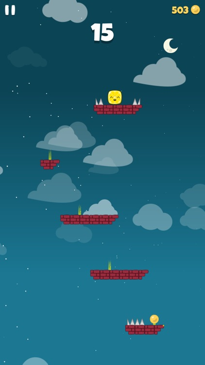 Falling Hero ! screenshot-2