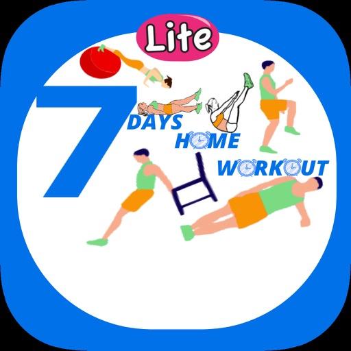 7 Days Home Workout Lite