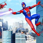 Iron Superhero Boy City Hero на пк