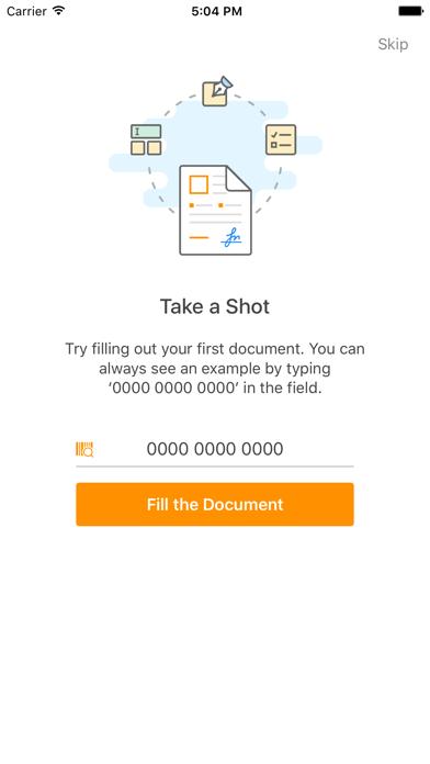 Form Filler screenshot four