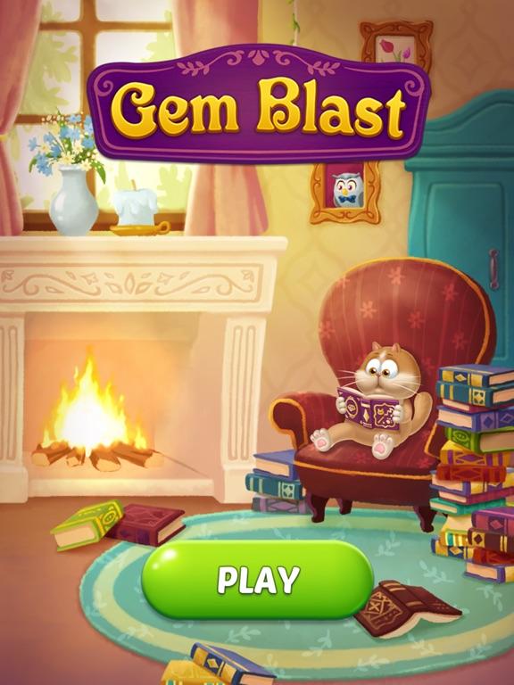 Gem Blast: Magic Match Puzzle screenshot 10