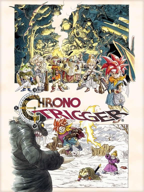 CHRONO TRIGGER screenshot 1