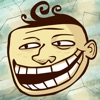 Troll Face Quest Unlucky - iPadアプリ
