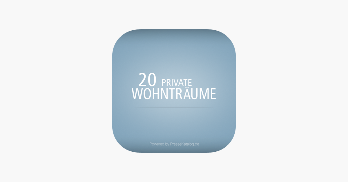 20 private wohntr ume magazin on the app store. Black Bedroom Furniture Sets. Home Design Ideas