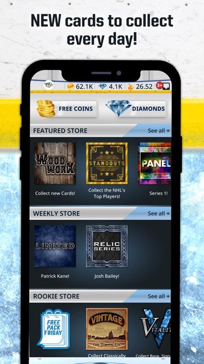 Topps® NHL SKATE™ Card Trader screenshot-4