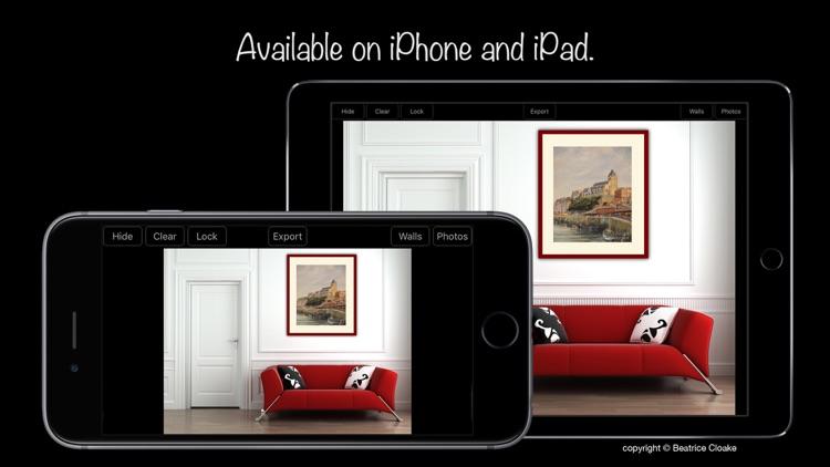 WallPicture - Art room design screenshot-8