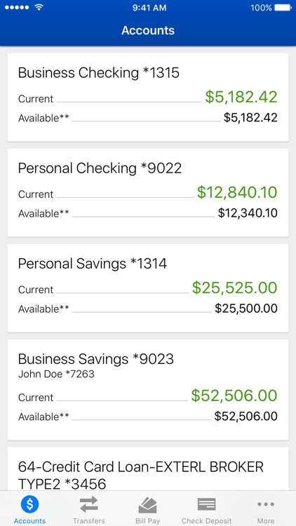 CCU Mobile Banking screenshot-1