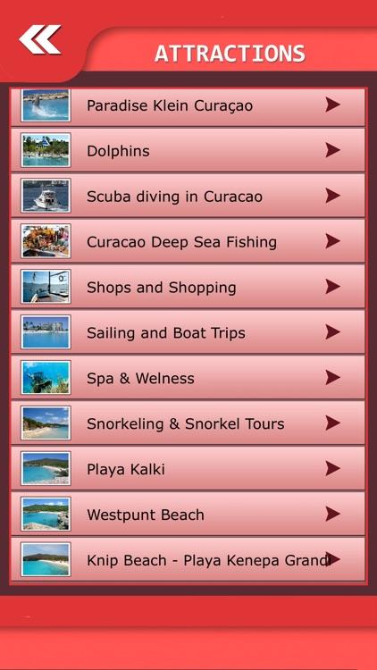 Curacao Island Tourism - Guide screenshot-3