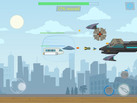 Screenshot 2 Triangle Shooter: The Invaders