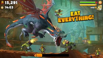 Hungry Dragon ™ free Gems hack