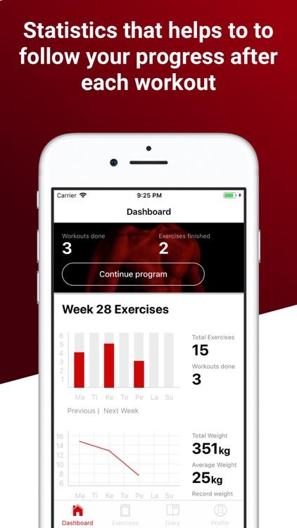 Rational Gym screenshot-3