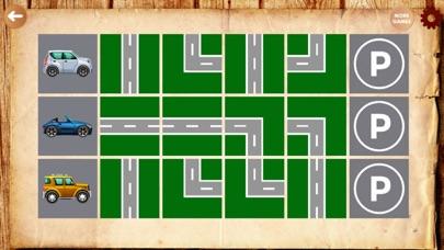 Screenshot of Parcheggio Auto giochi puzzle3
