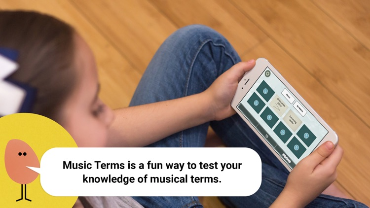 Music Theory - Music Terms