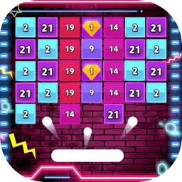 砖块破坏者 - 物理弹球打砖块休闲单机小游戏
