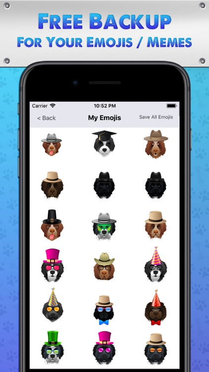 NewfyMoji screenshot-4