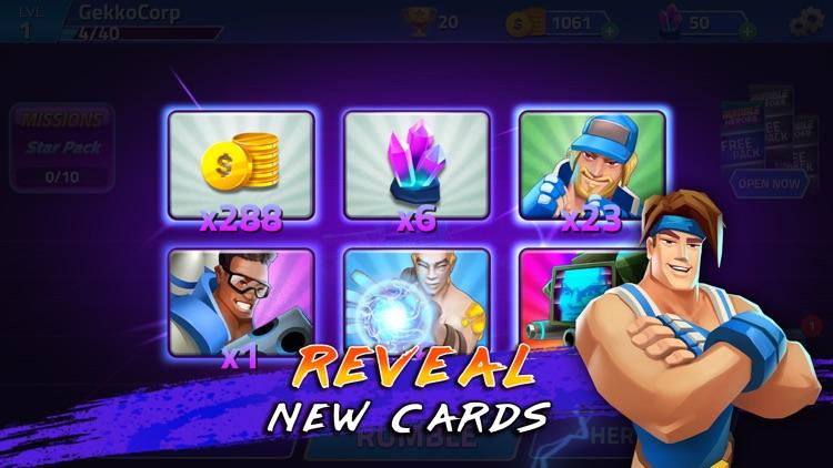 Rumble Heroes™ screenshot-4