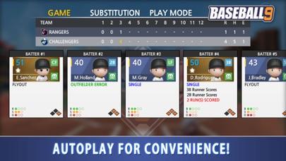 BASEBALL 9 screenshot 5
