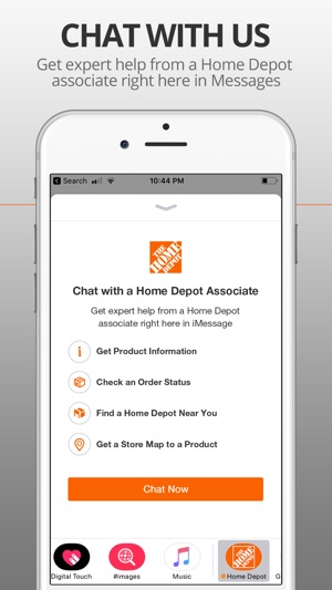 The Home Depot on the App Store American Mobile Home Supply Html on mobile real estate, mobile survey, arizona home supply, auto supply, mobile furniture, mobile beauty, mobile toys, mobile gas station,
