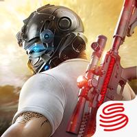 NetEase Games - 荒野行動-スマホ版バトロワ artwork