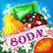 App Icon for Candy Crush Soda Saga App in Nigeria IOS App Store