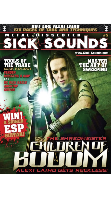 Sick Sounds Magazine screenshot-4