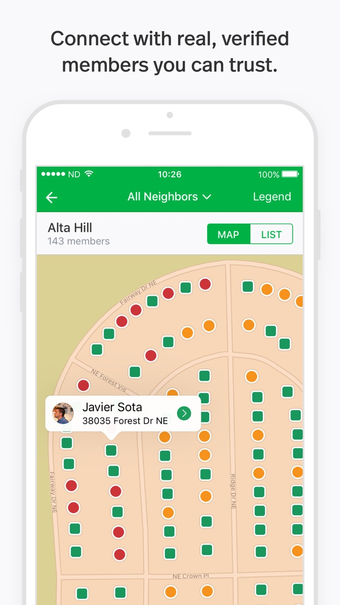 Nextdoor - Neighborhood App Screenshot