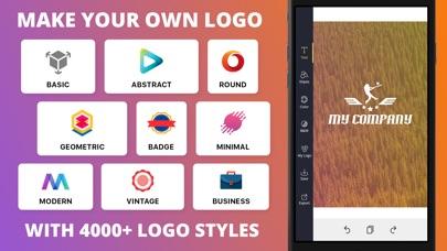 Logo Maker Creator Font Design-0