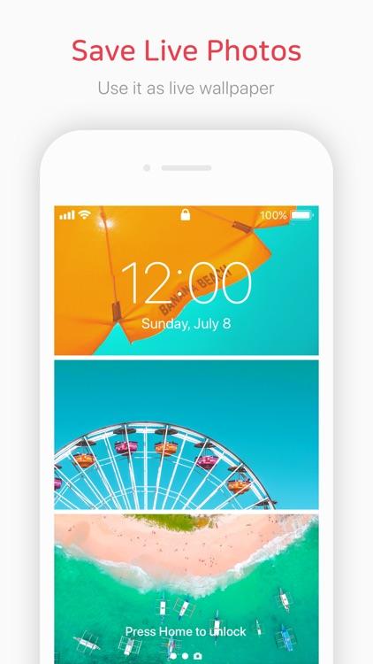 intoLive - Live Wallpapers screenshot-4