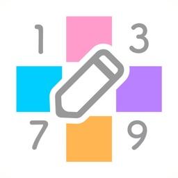 ナンプレ - 人気の数字を使ったパズルゲーム