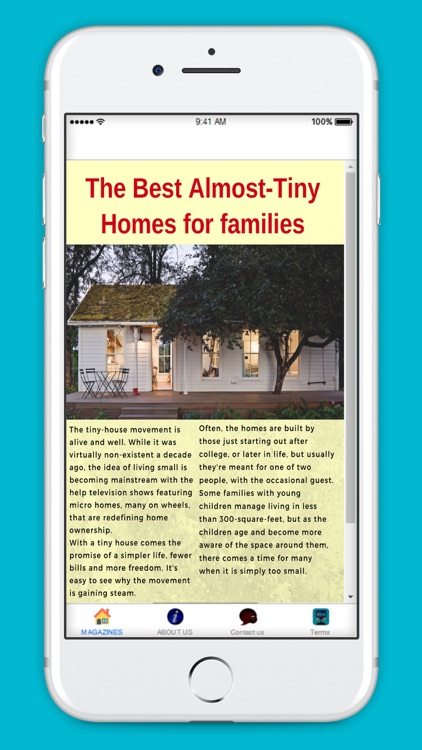 Tiny House World Magazine