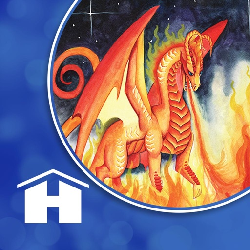 Dragon Oracle Cards for iPad