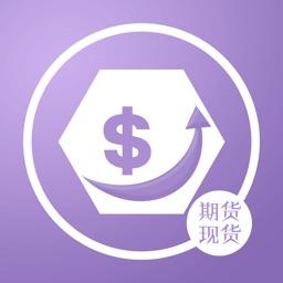 现货-国际黄金白银原油行情资讯助手