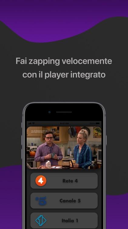 Play TV - Programmi italiani screenshot-3