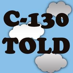 C130 TOLD Calculator: T56-A-15