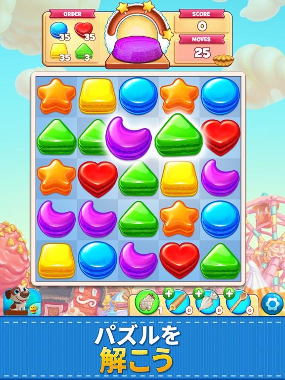 Cookie Jam:マッチ3ゲーム (Match 3)のおすすめ画像6