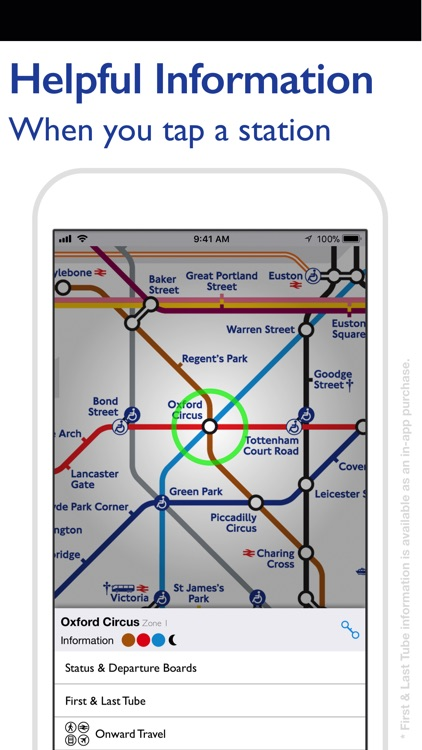 Tube Map - London Underground screenshot-3
