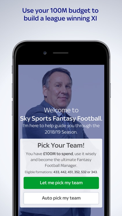 Sky Sports Fantasy Football screenshot-3