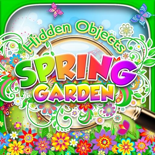 Hidden Object Spring Garden