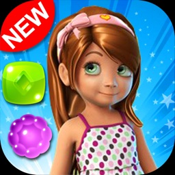 Candy Girl - Free match games