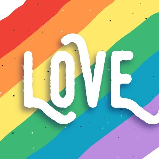 80+ Pride Love Sticker Pack