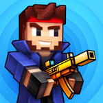 Pixel Gun 3D: Jeu de bataille на пк