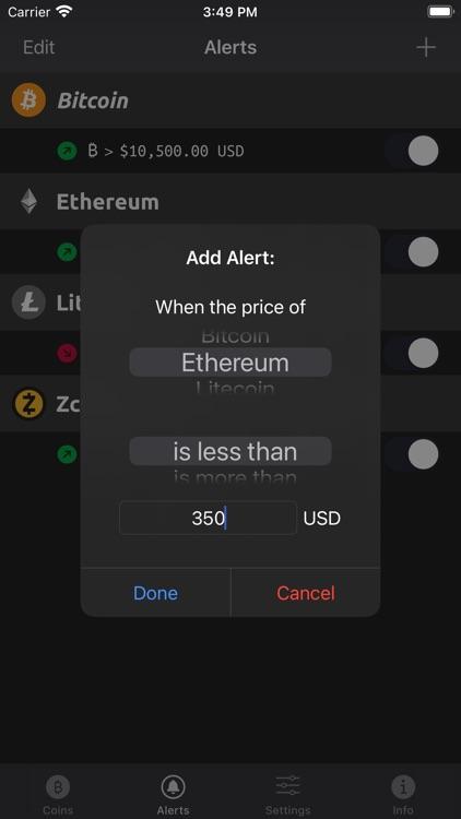 Bitcoin Convert screenshot-8