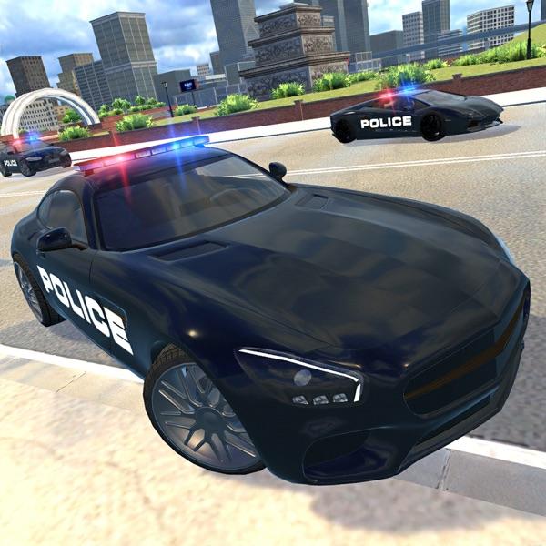 Police Car Game Simulator 2022