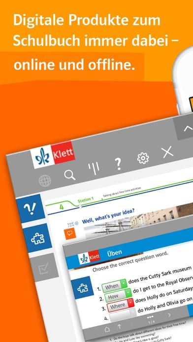 Klett Lernen screenshot 1