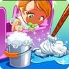 宝宝房间整理-房间装饰杂物清理小游戏
