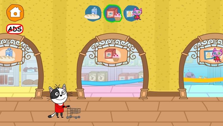 Kid-E-Cats: Supermarket Game! screenshot-6